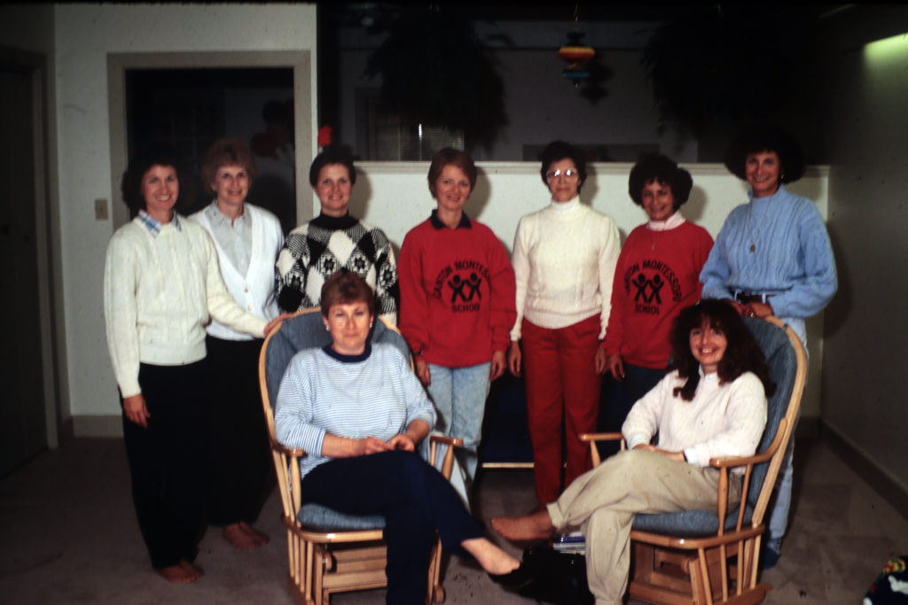 Faculty and Staff, 1990s